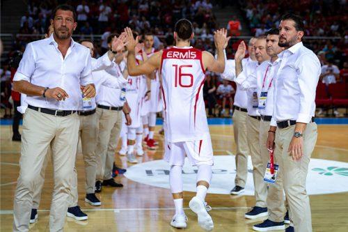 BR Mağazacılık A Milli Basketbol Takımı